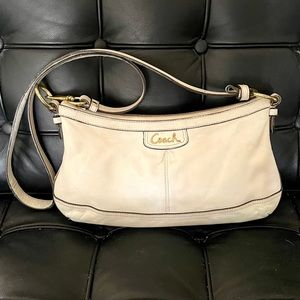 Coach Park East West convertible crossbody